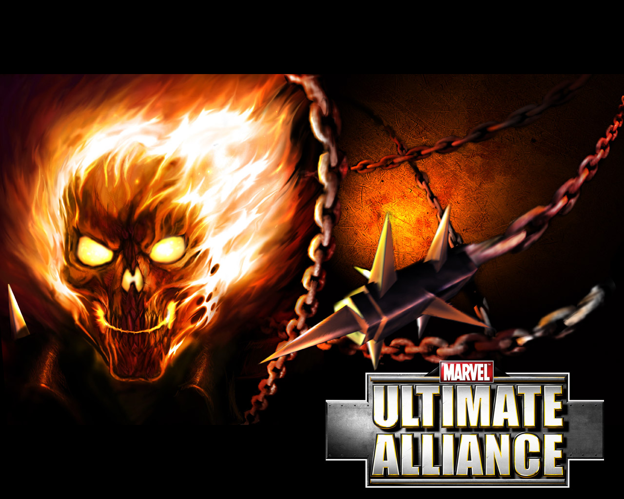 You are viewing the Ghost Rider wallpaper named