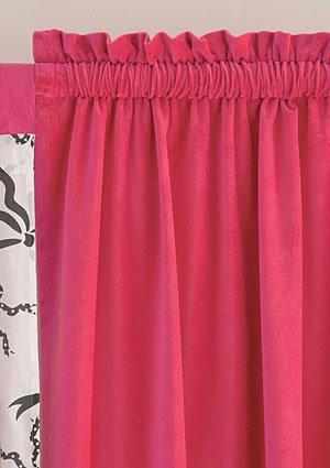 Ideas para decorar de tu habitaci n fotos y dise o de - Cortinas para la habitacion ...