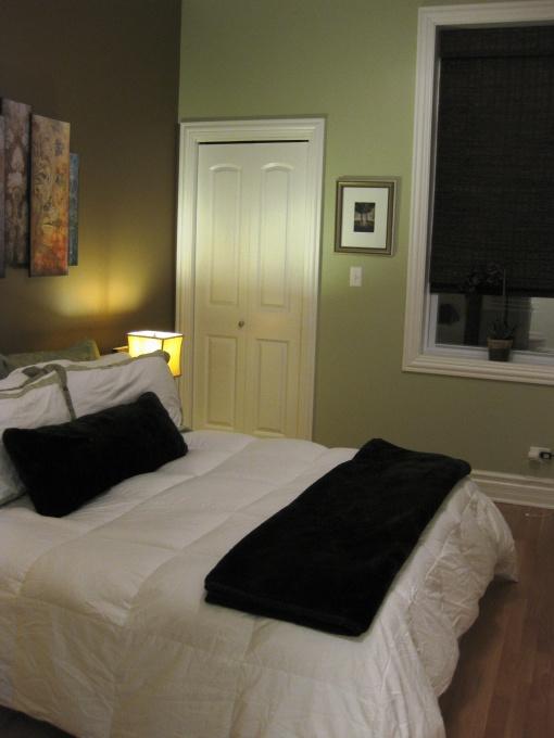 Ideas para decorar de tu habitaci n fotos y dise o de - Dormitorios sin cabecero ...