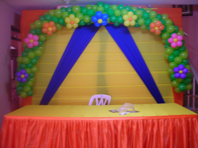 Abanico Infantil/decoración