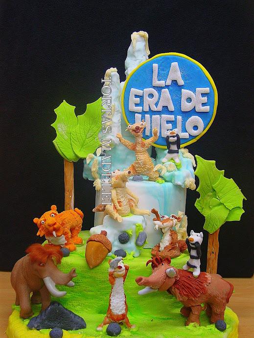 TORTA ERA DE HIELO