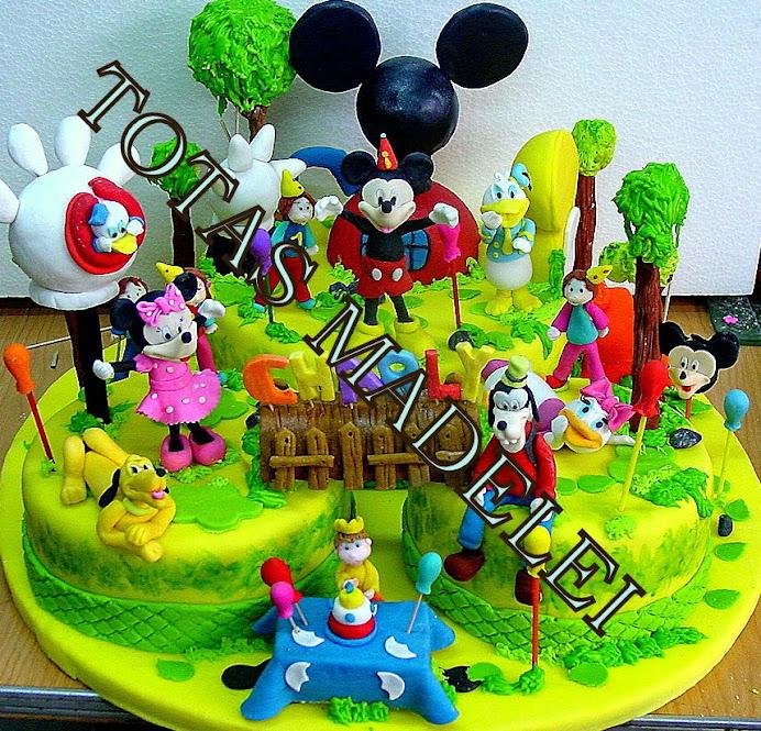 torta Micky Mouse