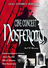 affiche ciné-concert LAM 2009