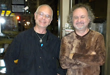 With Tinsley Ellis at Gourmet Grill