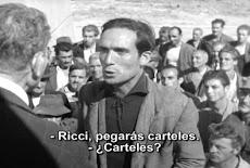 """Cine social: 60 años de """"Ladrón de bicicletas"""", obra de Vittorio de Sica"""