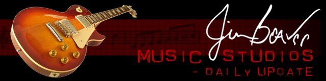 Jim Beaver's School of Music - Private lessons for All Instruments!