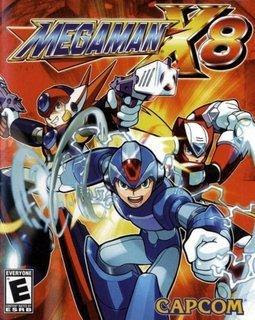 Arcade Game Megaman X8 PC Game Download