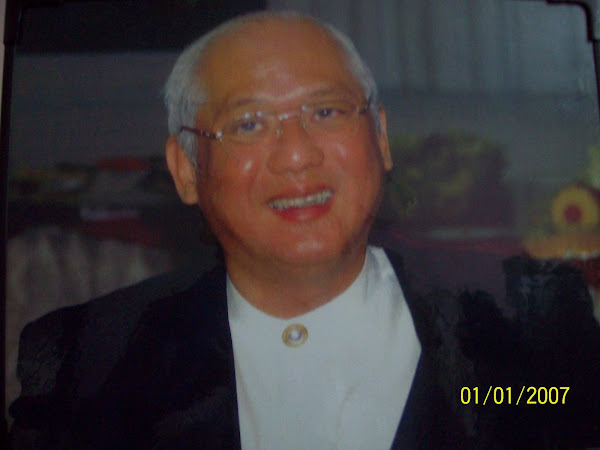 Master Choa Kok Sui was a Man with a vision