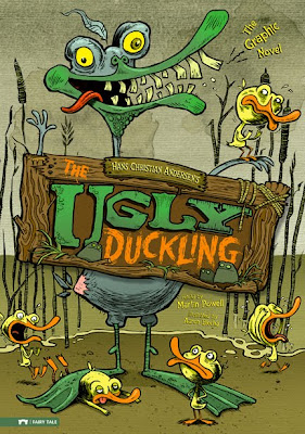 an ugly duckling essay Ugly duckling essay sarah broge johann 4 2-16-10 ugly duckling essay a lot of people are left out of everyday life and they are treated differently because of what they look like, what they think and how they act.
