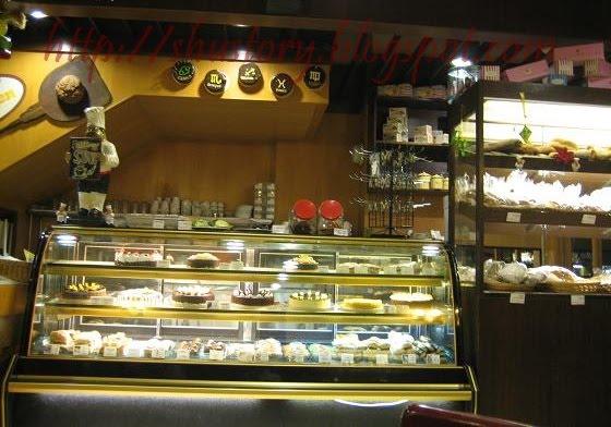 Pieces of Me ♥ Backofen, Desa Sri Hartamas ~ Backofen Bakery
