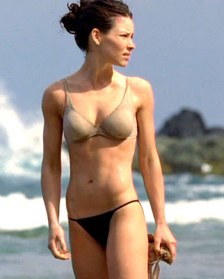evangeline lilly hairstyles