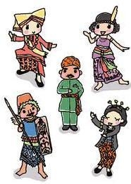 ebudayaan nasional Indonesia