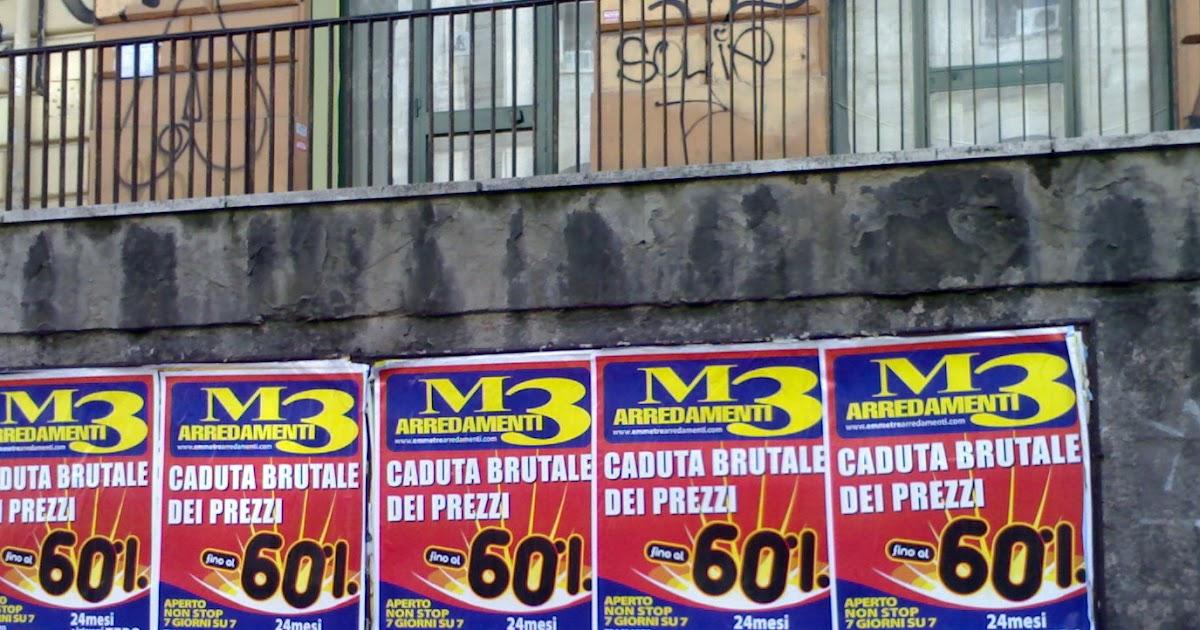 ROMA FA SCHIFO: M3 Arredamenti. Non comprate i loro mobili!