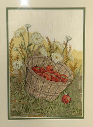 Apples & Queen Anne's Lace