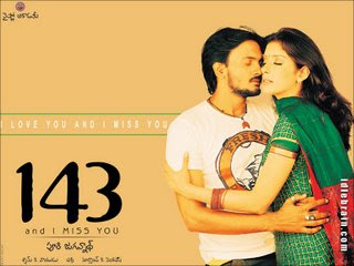 143 movie Telugu Mp3 Songs Free  Download -2004
