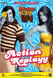 Action Replay Hindi Mp3 Songs Free  Download -2010