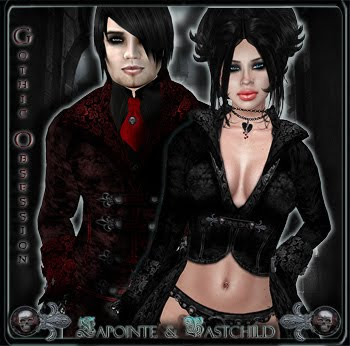 Visit Gothic Obsession Island