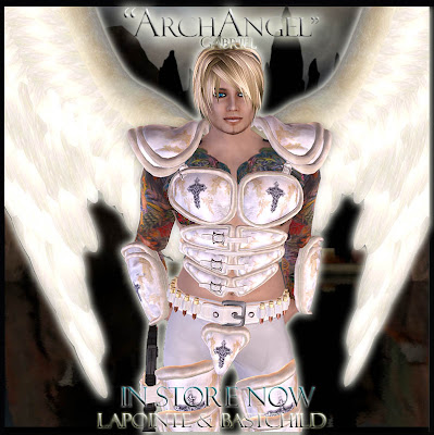 """ArchAngel"" Full Avatar in store now!"