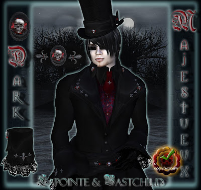 Gothic Fashion Site on Mens Goth Clothing  Dilber