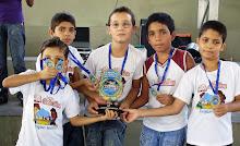 Equipe Masculina Campeão Pré-A