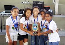 Equipe Feminina Campeão Pré - A