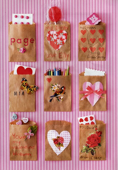 Martha Stewart Kid's Valentines
