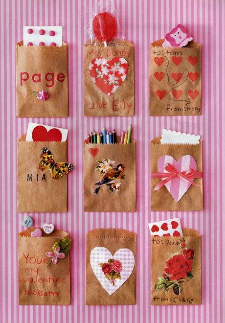 Martha Stewart Kid's Valentines