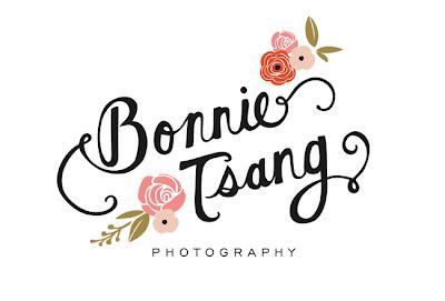 Bonnie Tsang Logo by Anna Bond