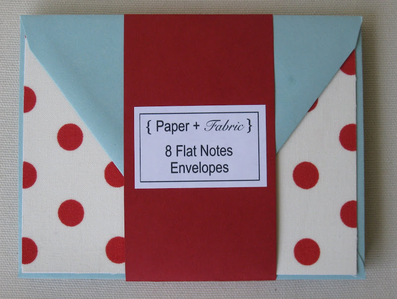 Paper + Fabric