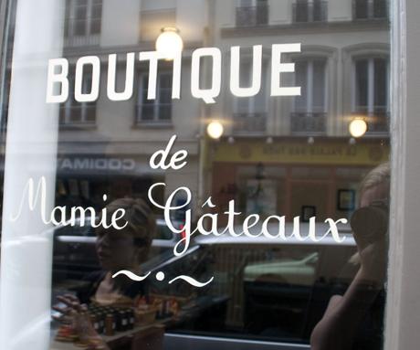 Mamie Gateaux