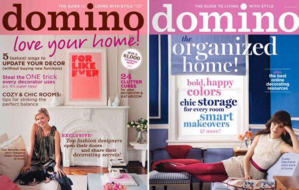 Domino Magazine Comeback
