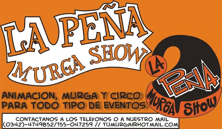 La Peña Murga Show