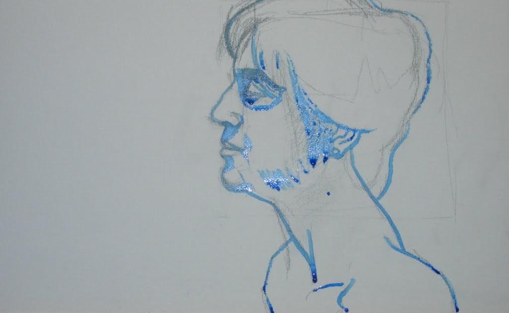 Tayete dando peque os pasos en el mundo del arte leo - Retrato oleo paso a paso ...