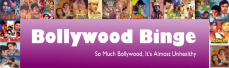 Bollywood Binge