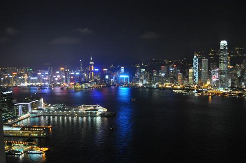 Hong Kong Woonkamer : Rondreis doorheen azië nieuw zeeland en australië hong kong