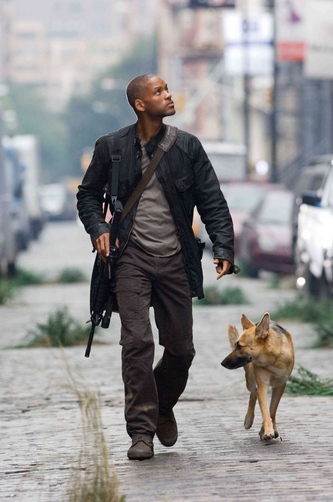I Am Legend Movie Hollywood & Beyond...