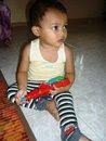 Faris Is Wearing Busha Legging