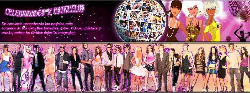 Celebridades y Estrellas