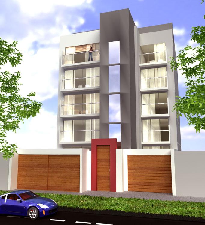 Bartolome de las casas edificio 3d dreambox agencia de - Diseno de casas 3d ...