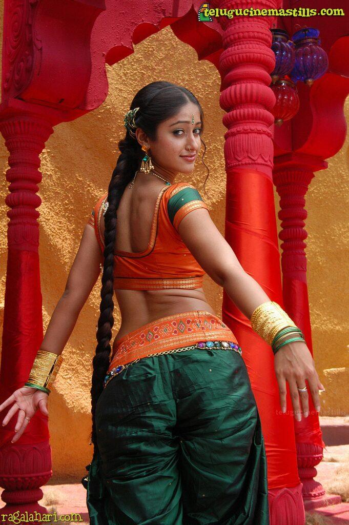 , Ileana in saree Hot Stills