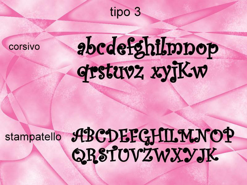 Tipi di scrittura stampatello ql59 pineglen - Modello di scrittura vichingo ...