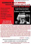 """""""Ziua Memoriei"""" la Roma - 22/11/2009"""