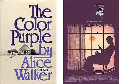 The Flick Chick: Book vs. Film: The Color Purple vs. The Color Purple