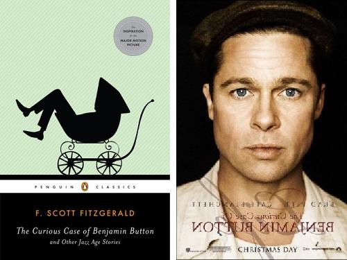 review the curious case of benjamin button book