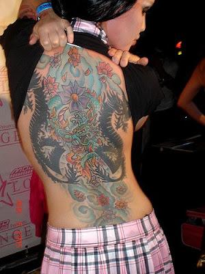 Msuami Max Tattoo