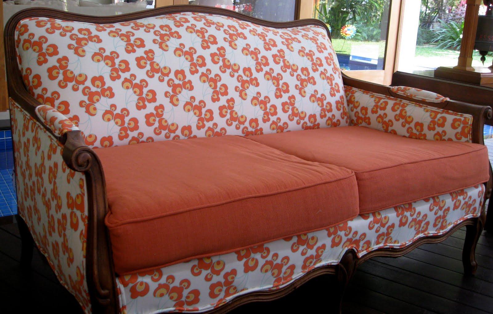 Amy Butler Home Decor Fabric Needle Thread Sofa So Good