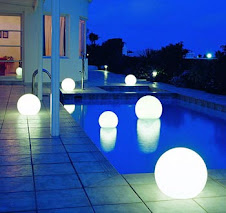 Esferas de luz