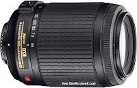 Nikon 55-200mm VR Lens