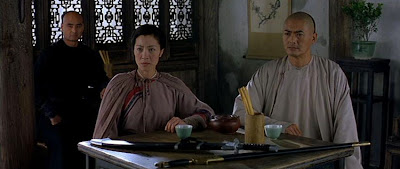 Michelle Yeoh, Yun-Fat Chow, Crouching Tiger, Hidden Dragon