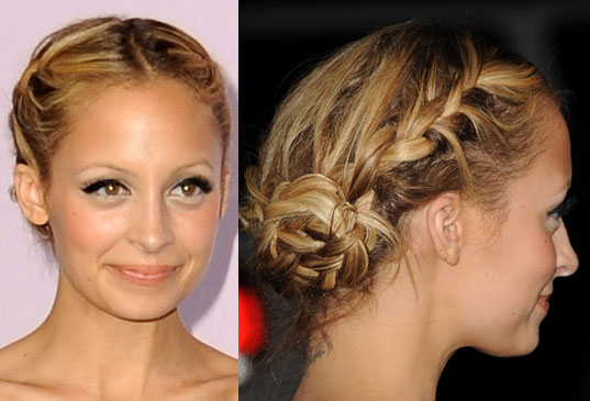 Even though Nicole Richie's tried every hair color — blonde to red to